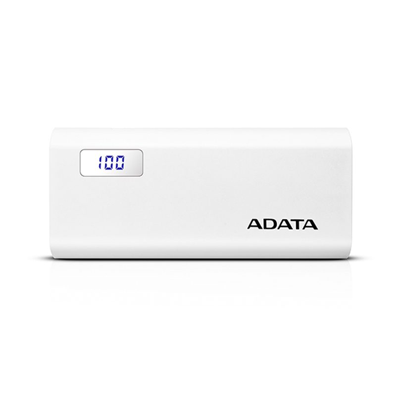 12500MAH DOBLE  USB BLANCO  Y