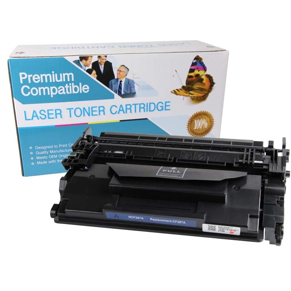 Laser Toner Cartridge Premium Compatible con Canon