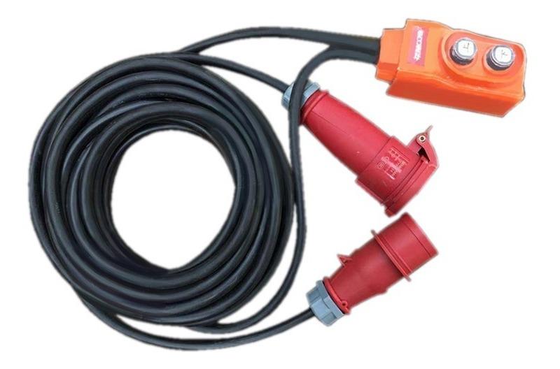Control 2 Cables Para Polipasto Espectaculos Mode Hoist