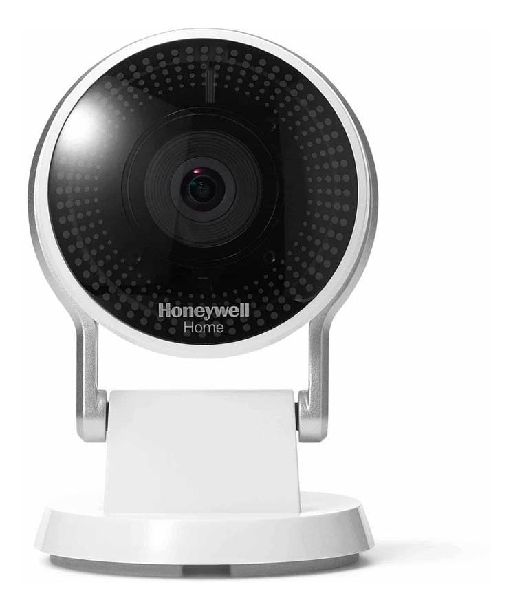 Camara Seguridad Interior Wi Fi Vigilancia Casa Honeywell C2