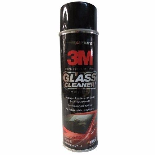 Limpiador Glass Cleaner De Cristales Aerosol 561 Ml 8888 3m