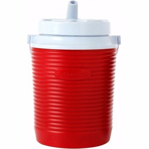 Termo 1 Galon Rojo 15600611 Rubbermaid