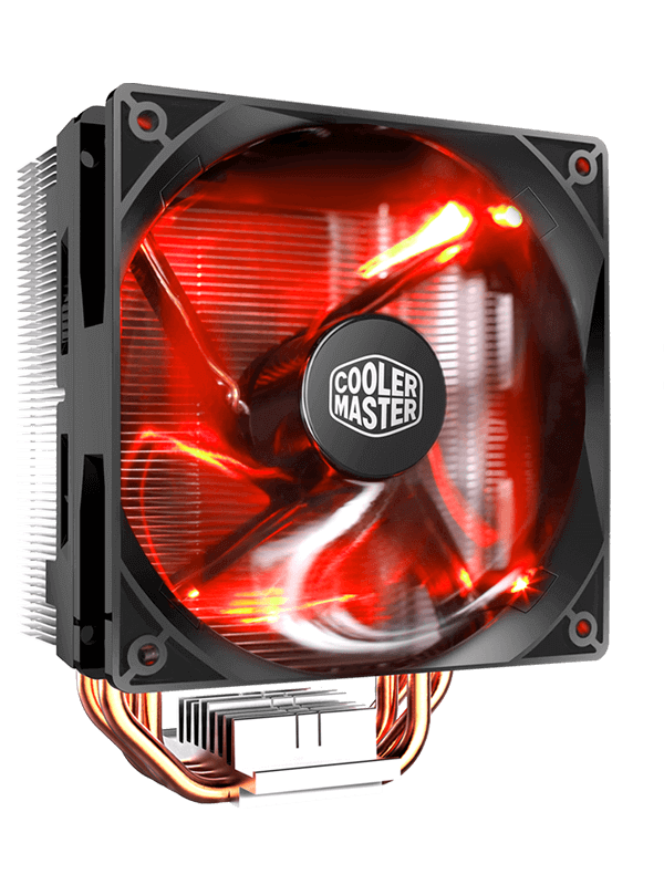 Disparador de Calor Cooler 212 LED