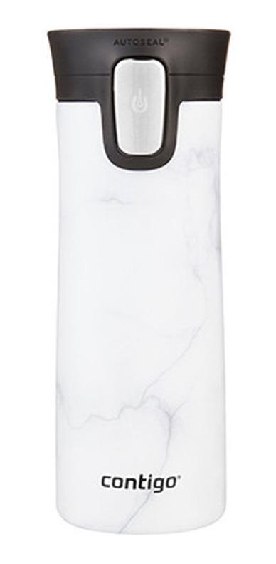 Termo 14 Oz Acero Inox Autoseal Couture Marmol Contigo
