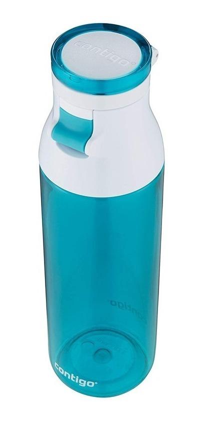 Botella Plastico Jackson Azul Scuba 710 Ml Contigo