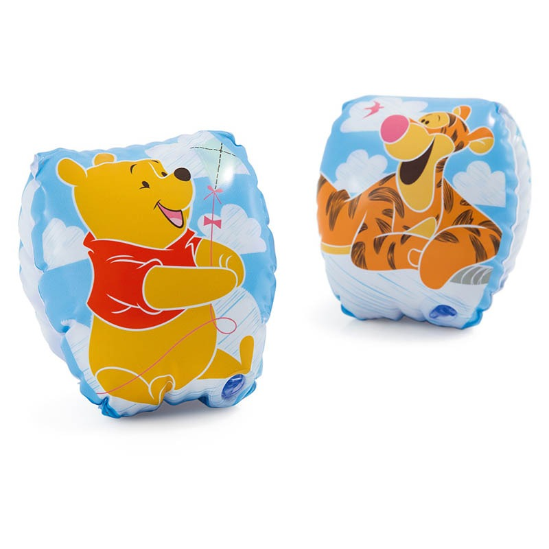 Flotadores De Brazo Para Niños Winnie The Pooh Intex