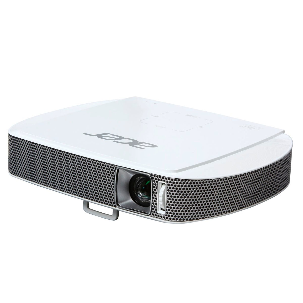 MINI PROYECTOR ACER C205 200 LMS DLP hdmi usb audio  bateria recargarble