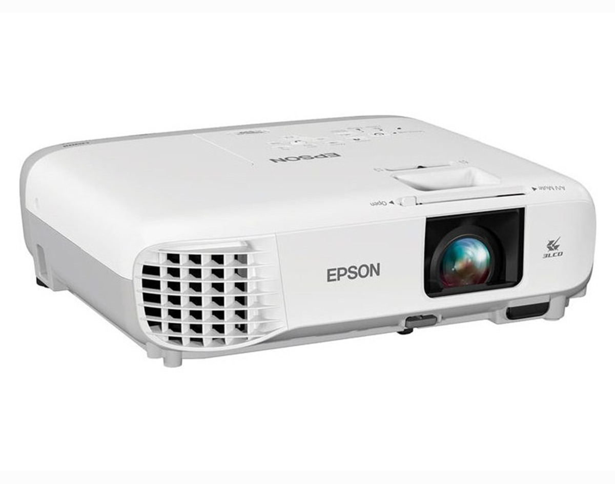 Proyector Epson s39 3300 lms 3lcd hdmi vga rca usb
