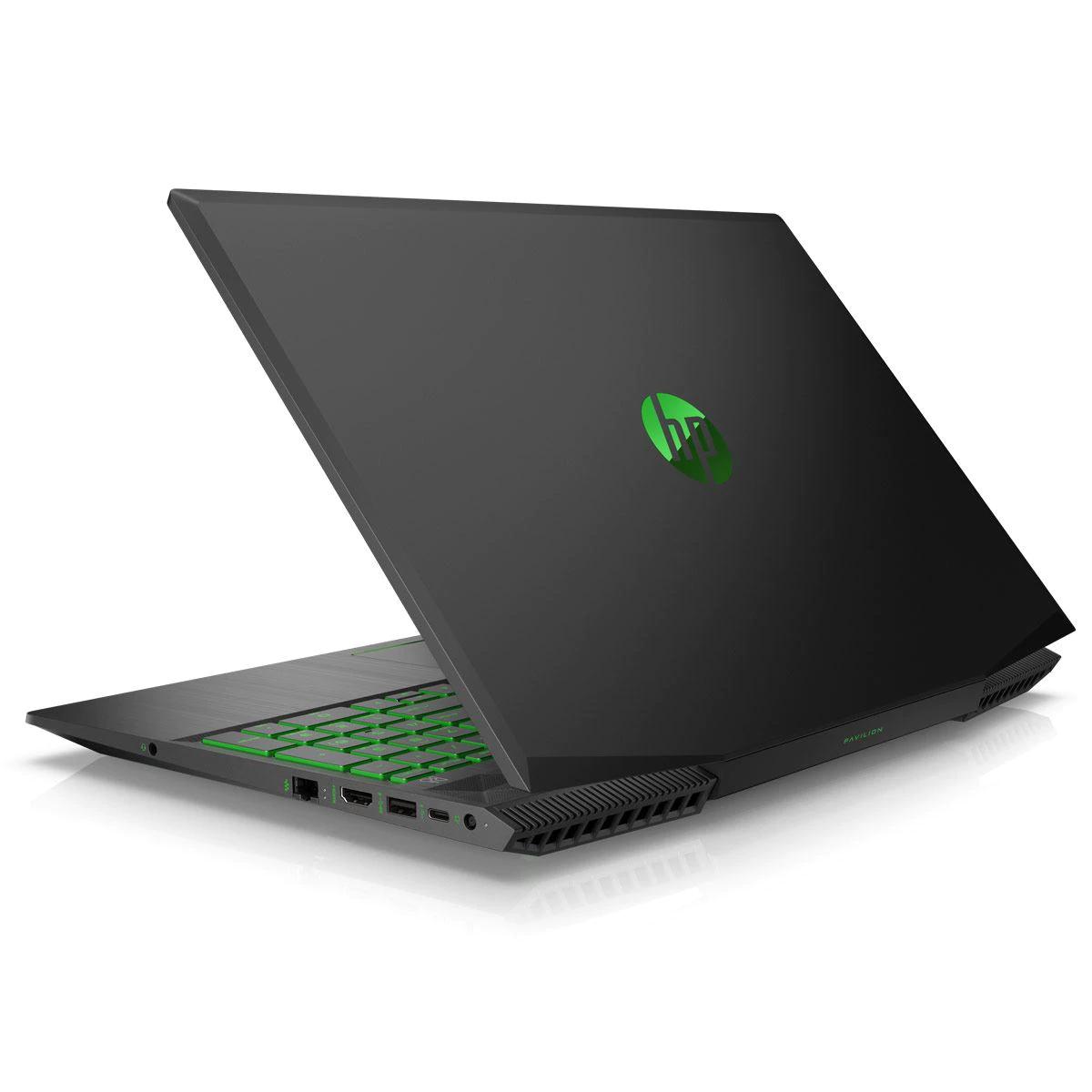 "Laptop Gamer hp 15-cx0001 i5 8300h 8ram 1tb gtx 1050 4gb win 10 home 15.6"""
