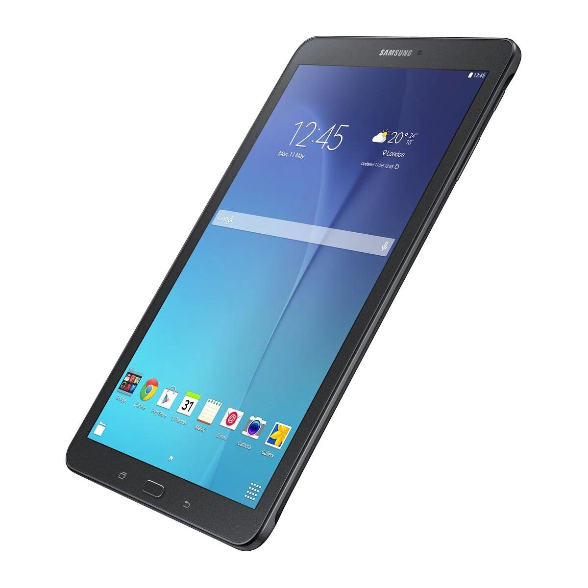 """Samsung Galaxy Tab e 9.7"""" 1.5ram 8gb memoria quadcore negra"""