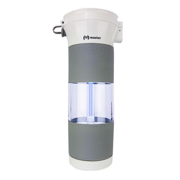 Botella purificadora, esterilizadora UV, con potente filtro y función bactericida