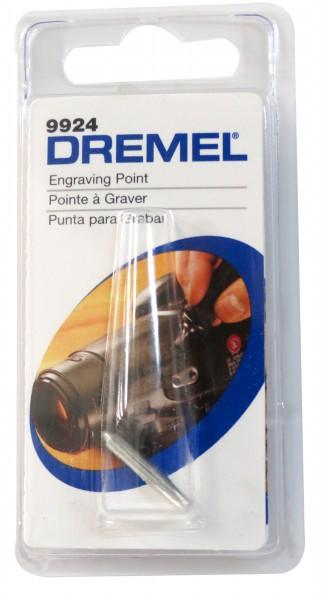 Repuesto Para Vibrograbador Punta Carburo 9924 Dremel