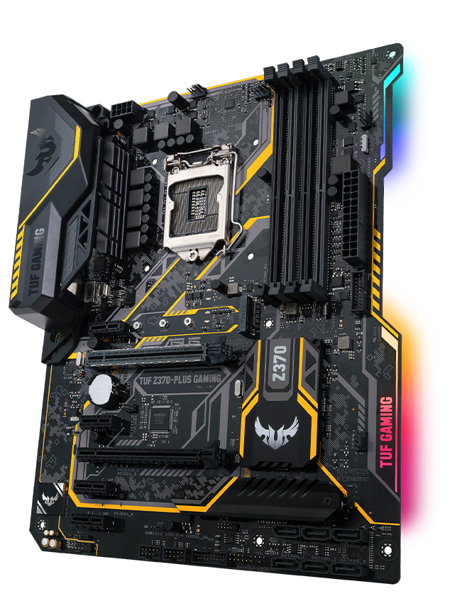MB ASUS ASUS TUF Z370-PLUS GAMING 4