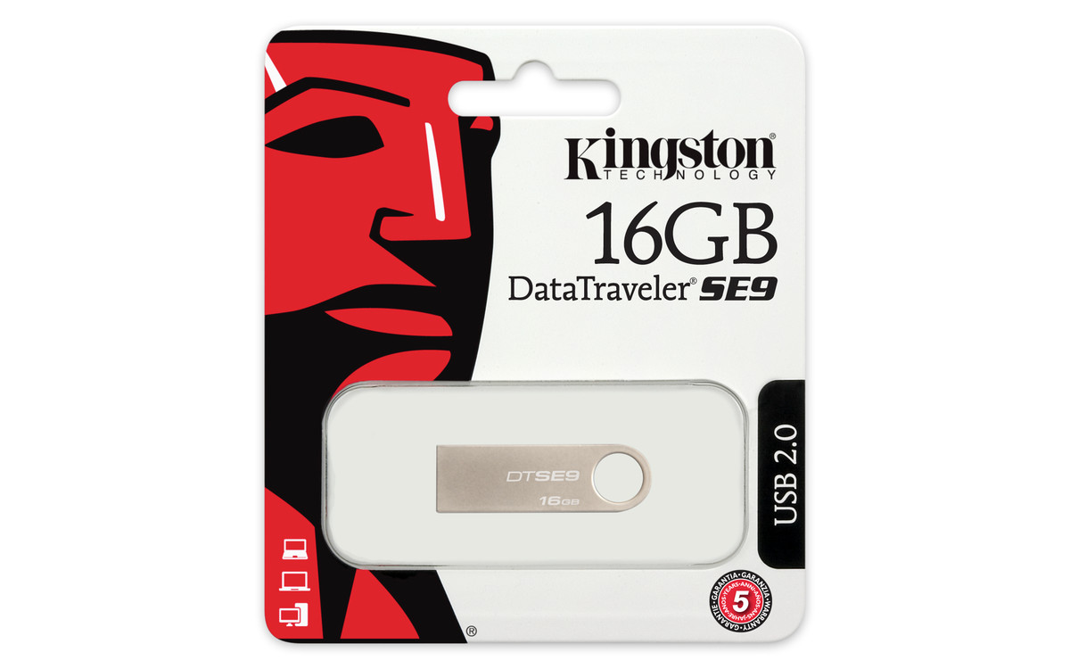 USB DT SE9 G2 16GB