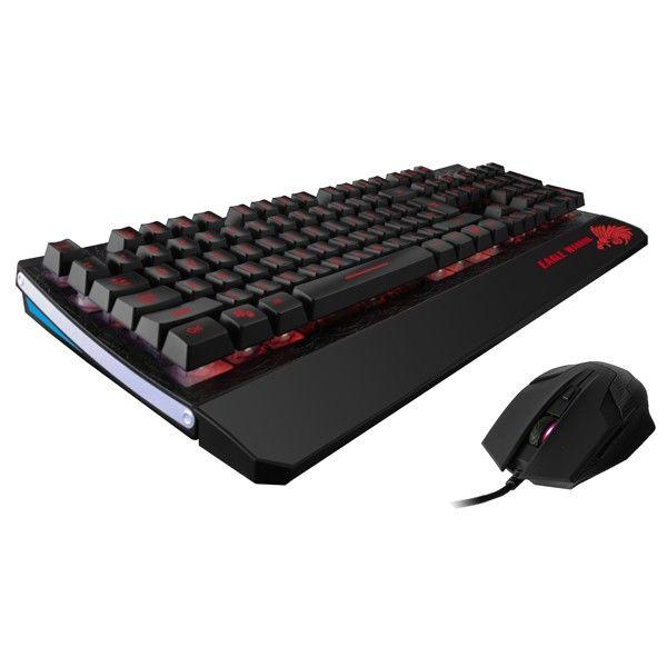 Kit Teclado y Mouse Gamer