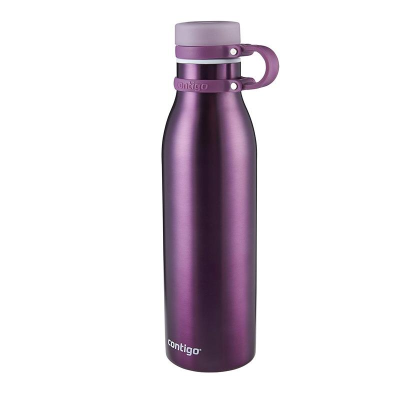 Botella De Acero Inoxidable Agua Caliente Fria 591ml Contigo