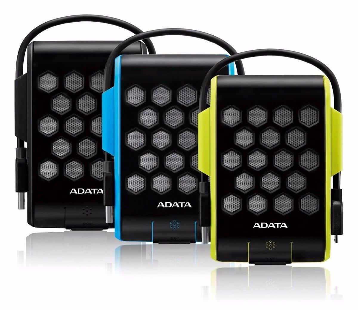 Unidad de Disco Duro Externo 1TB USB 3.1 HD720 ADATA