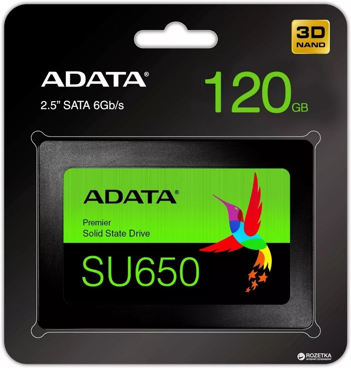 Disco solido Adata de 120GB