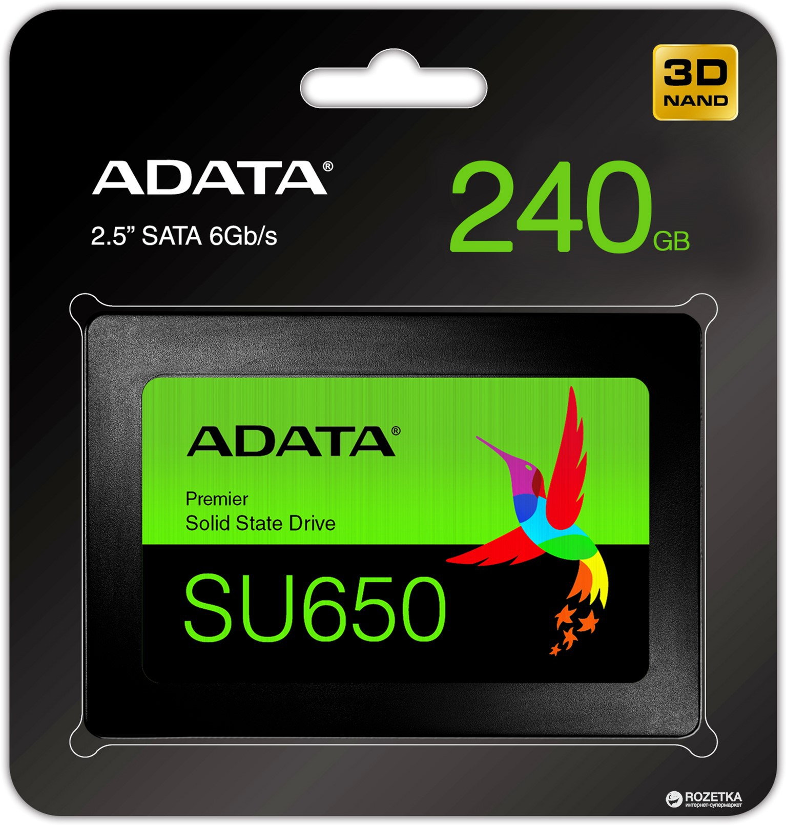 Disco Solido Adata de 240GB
