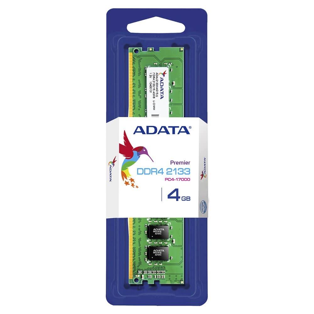 Memoria RAM Adata DDR4 2133 4GB