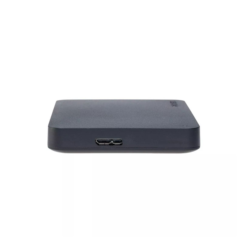 Disco Duro Externo Toshiba 1tb Canvio Negro 2.5 Usb 3.0