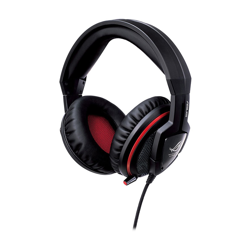 Audifono Gamer Asus ROG ORION Con Microfono Retractil