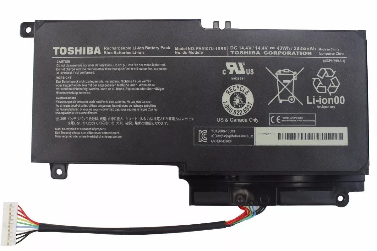 Bateria Original Toshiba PA5107U-1BRS