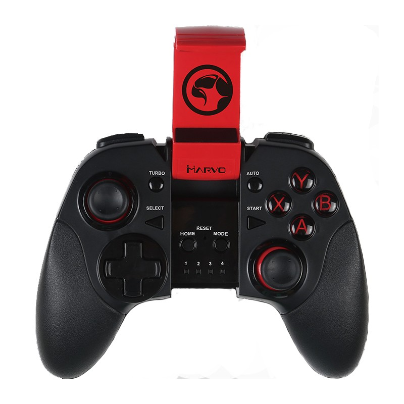 Control Para celular GamePad Inalámbrico Marvo Gt-62