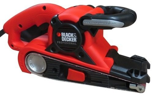 Lijadora De Banda Ds321 Black & Decker
