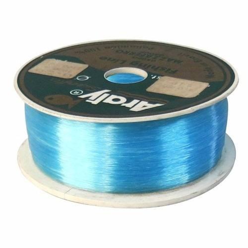 Hilo Nylon Azul 1 000 M Y ,70 Mm 1 000x,70 Araty