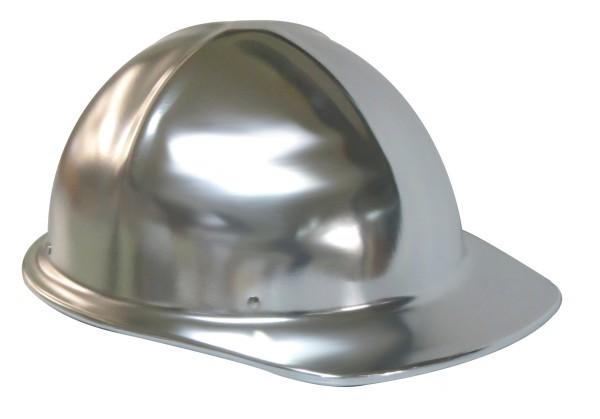 Casco Aluminio Anodizado Natural Ica285-1 Infra