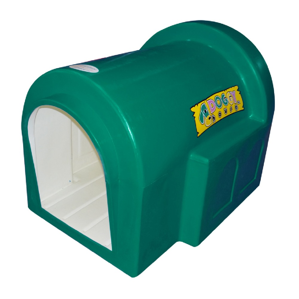 Casa Para Perro Huge Verde Doggy House