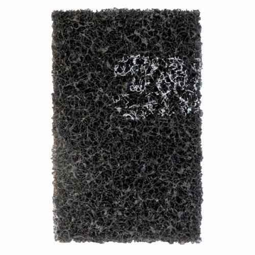 Fibra Almohadilla Negra 9 X 15 Centimetros P76 3m