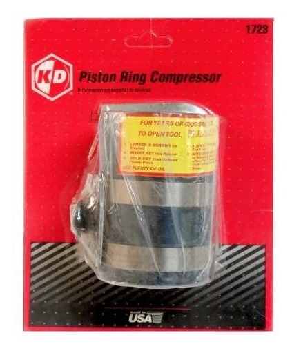 Compresor Anillo 88-164 Diametro 89 Mm Alto 1723 Gearwrench