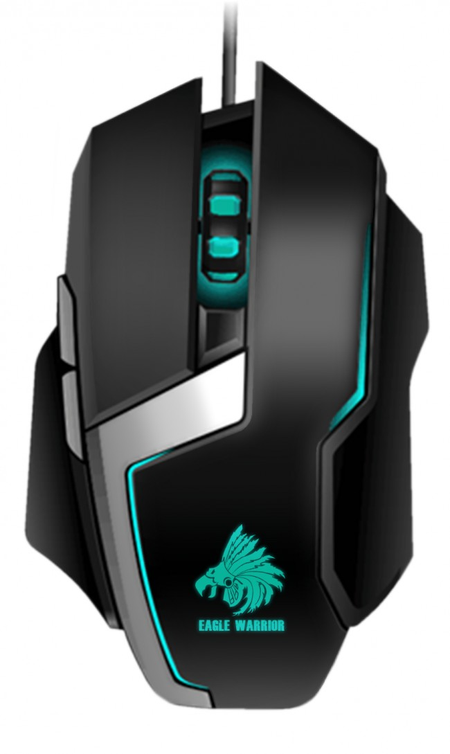 Mouse Gaming Eagle Warrior