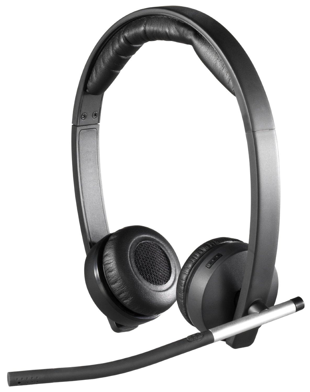 Wireless Diadema Mono Logitech - Auricular - En Oreja
