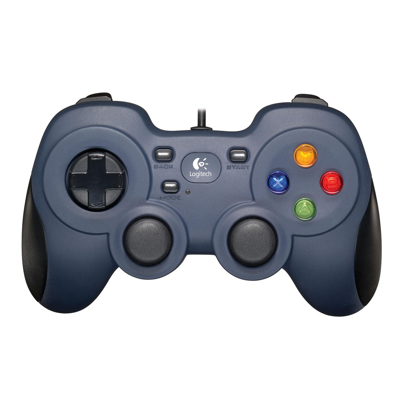Mando De Videojuegos Gamepad Logitech -F310 - 10 Botones