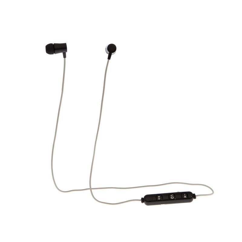 Audifono In-Ear Bluetooth Con Microfono Black St-E86522