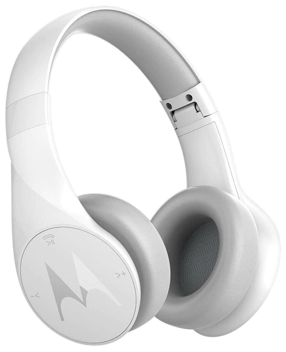 Audifonos Tipo Diadema Bluetooth Motorola Pulse Escape Blanco