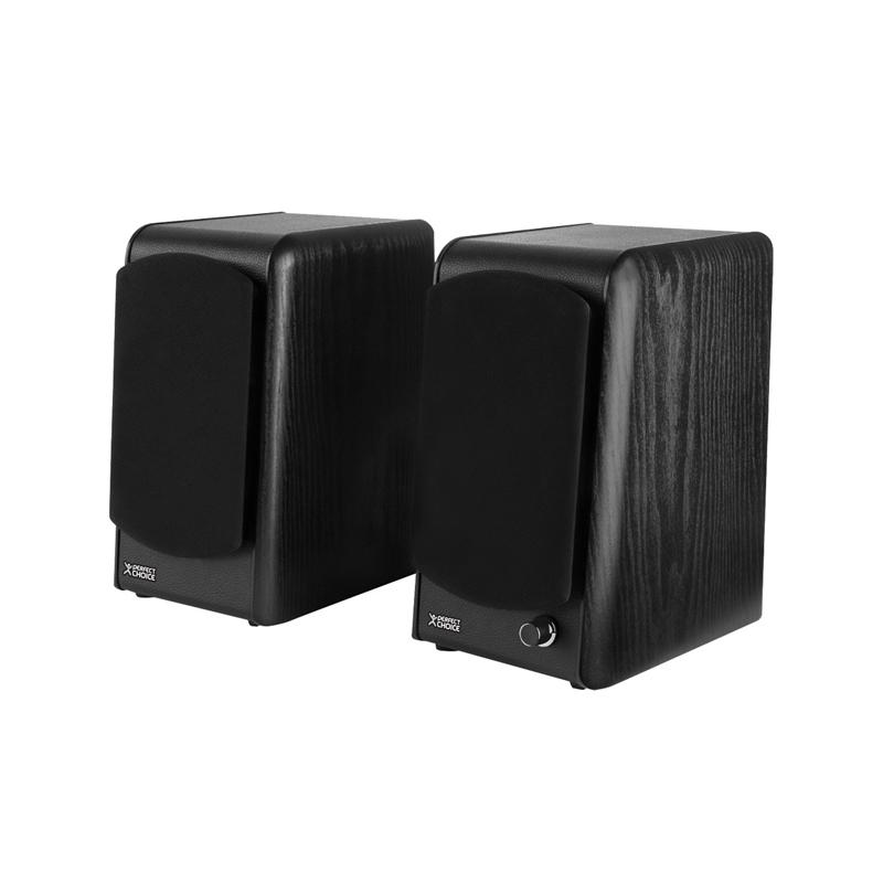 Bocinas Perfect Choice Stereo De Alta Fidelidad Pc-112174