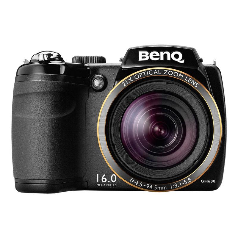 Camara Digital Benq Gh600 16mpix Lcd3 Zoom 21x