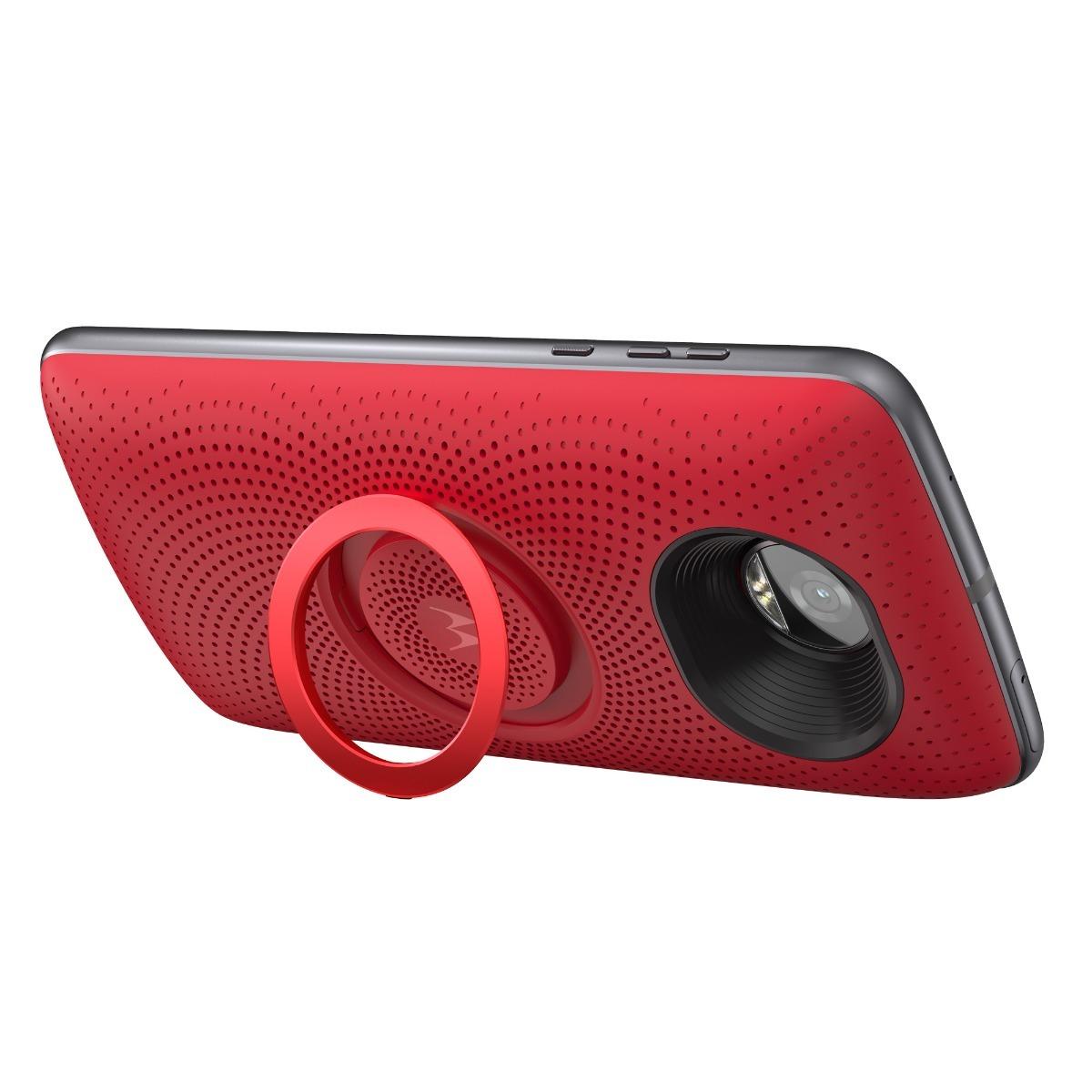 Moto Mod Motorola Bocina Jbl Roja