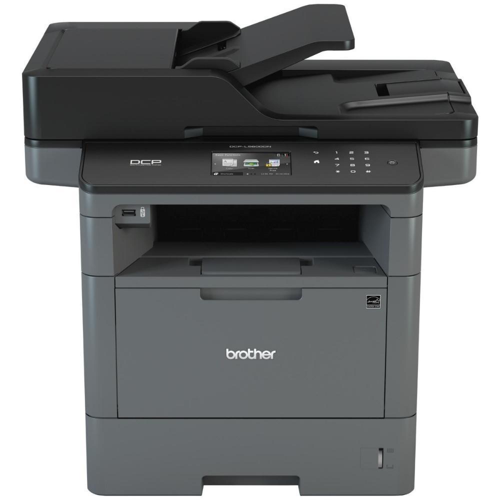 Impresora Multifuncional Laser Brother L5650 Oficio Duplex