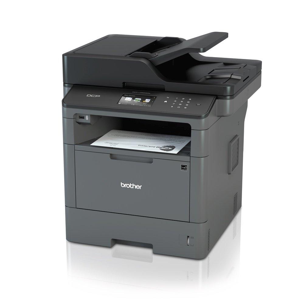 Impresora Multifuncional Laser Brother L5500dn Duplex