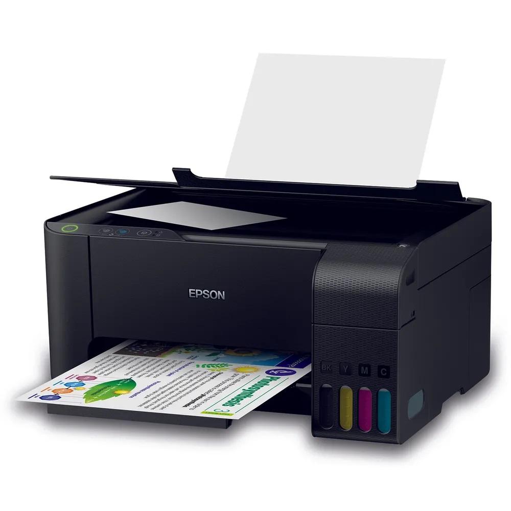 Impresora Multifuncional Epson L3150 Ecotank Tinta Continua Wifi