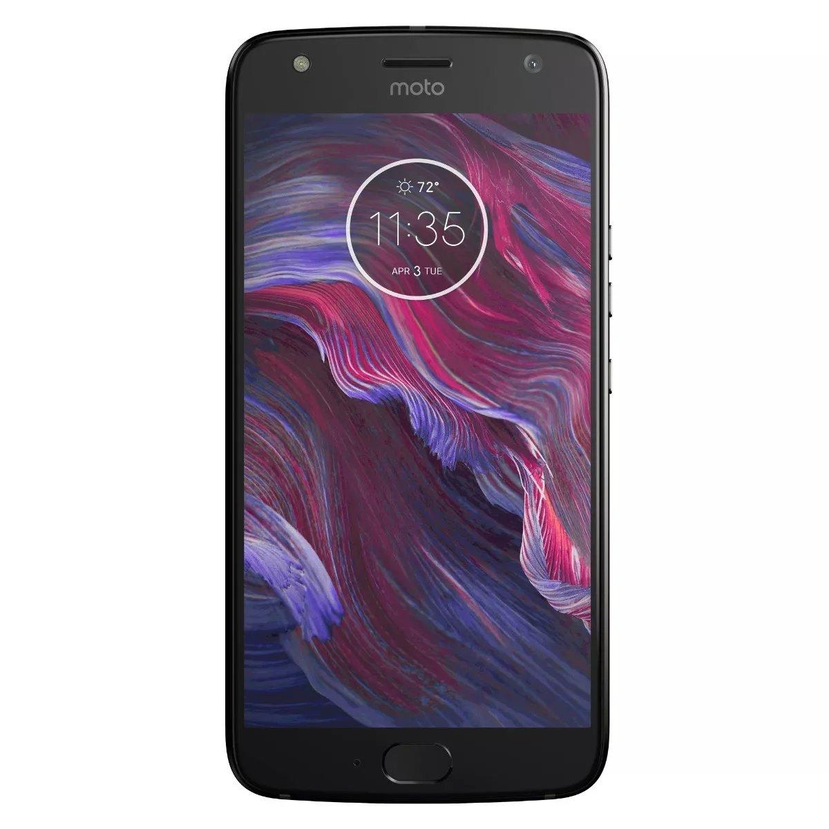 Smartphone Motorola Moto X4 Snapdragon Octacore Negro