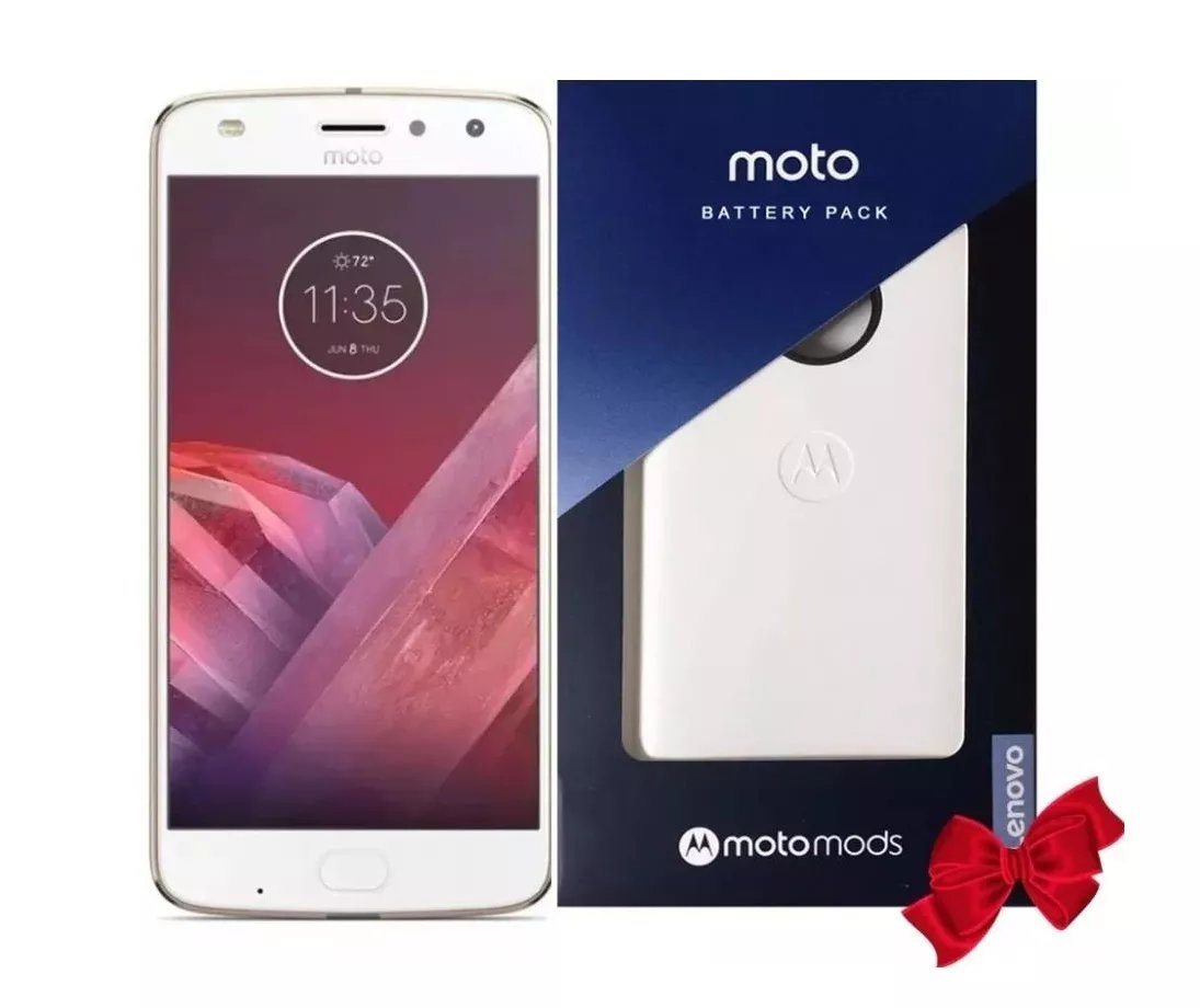 Celular Motorola Moto Z2 Play 4GB 64gb 4g Desbloqueado