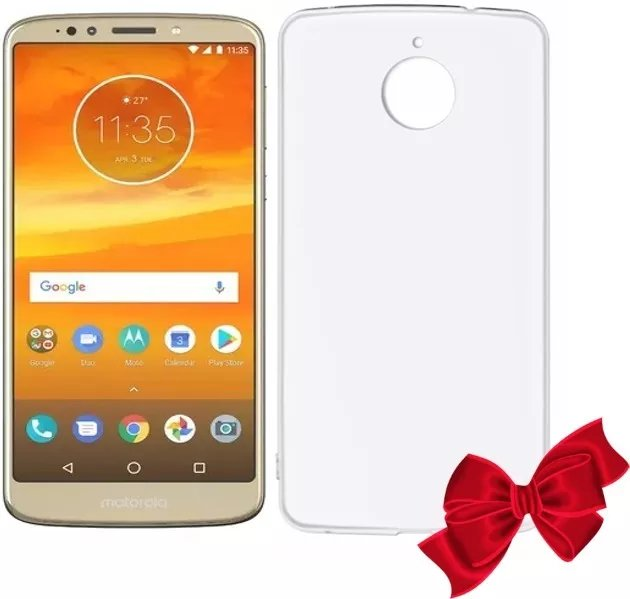Smartphone Motorola Moto E5 Plus Qualcomm Snapdragon 425 Dorado