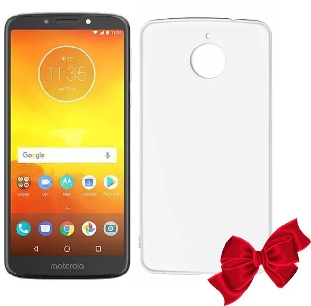 Smartphone Motorola Moto E5 Plus Qualcomm Snapdragon 425 Gris