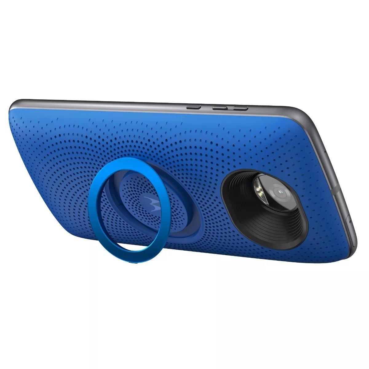 Moto Mod Motorola Bocina Jbl Azul